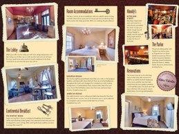 3 panel brochures